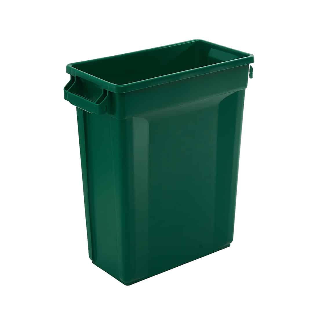 Slim Bin Green