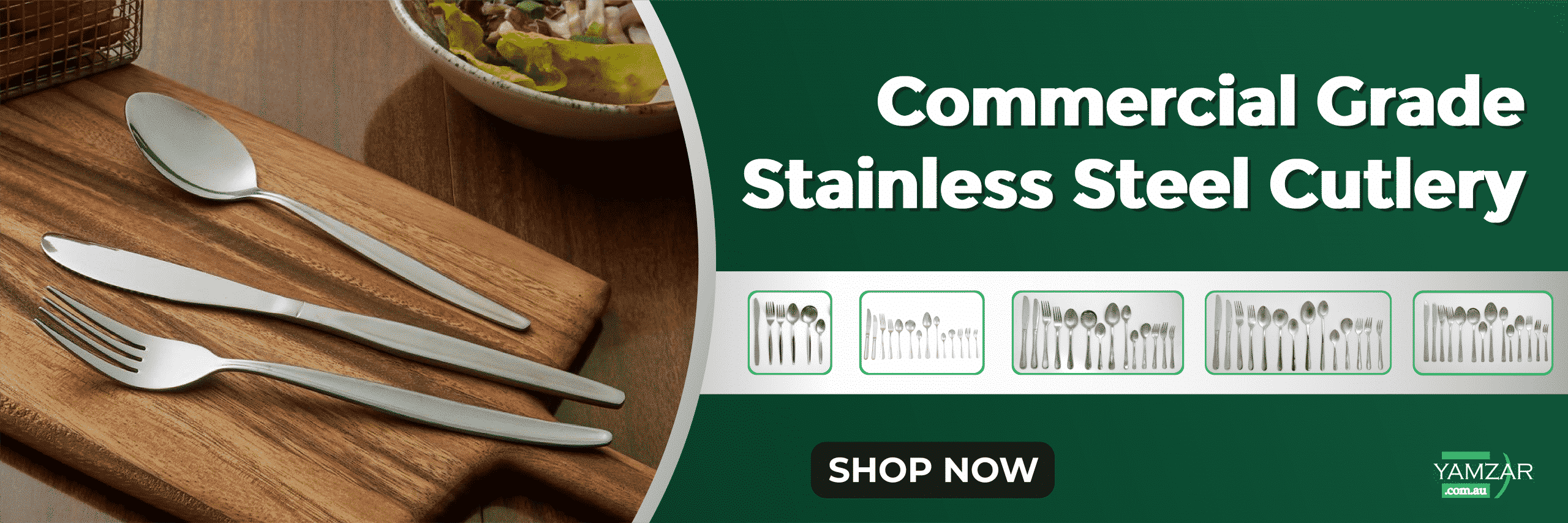 KH Classik Chef Cutlery Stainless Steel