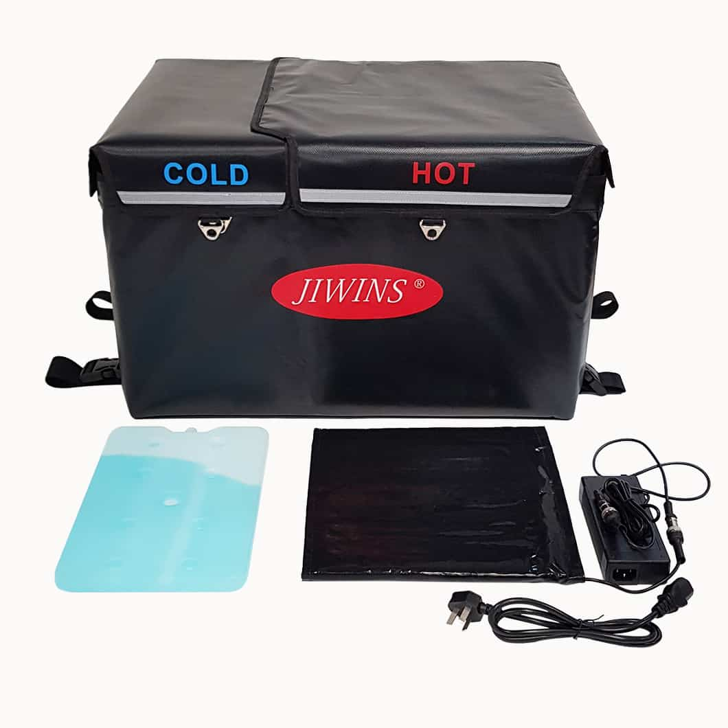 Insulated Hot Cold EPP Food Carrier