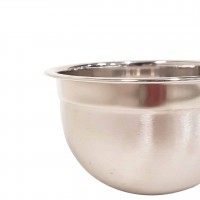 KH Stainless Steel Euro Mixing Bowl Heavy Duty