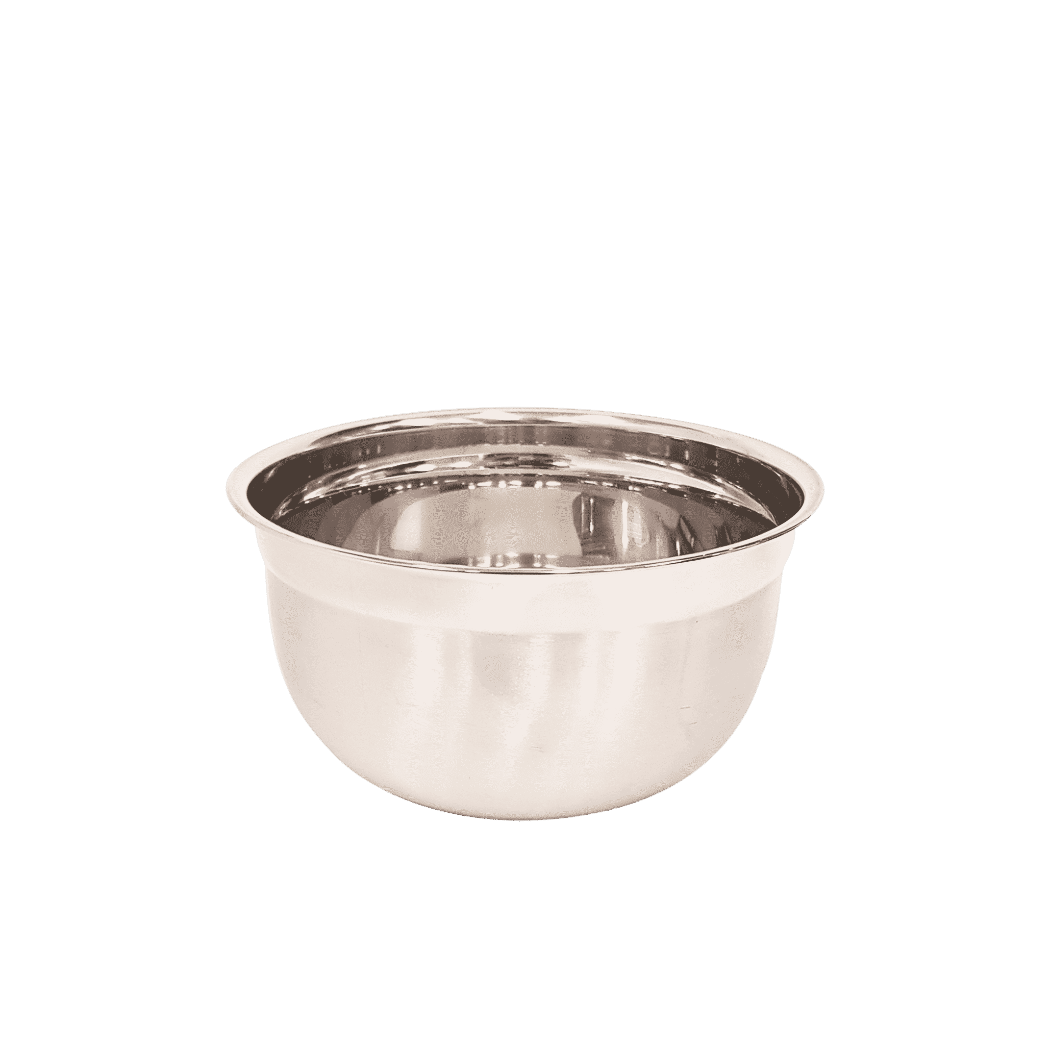 KH Stainless Steel Euro Mixing Bowl Heavy Duty 2.8lt