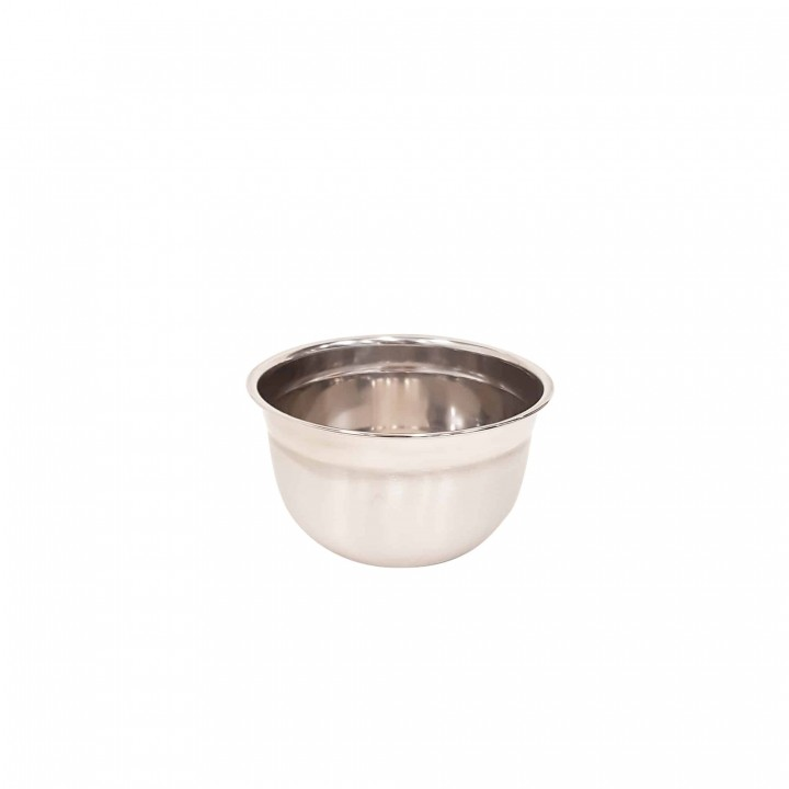 KH Stainless Steel Euro Mixing Bowl Heavy Duty 1.8lt