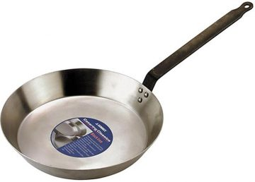 Sunnex Black Iron Frypan 35cm