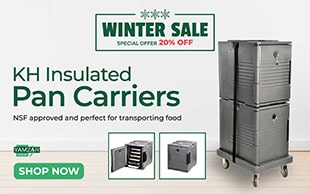 Insulated Pan Carriers